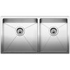 "Blanco Quatrus 33"" x 18"" Bowl Undermount Kitchen Sink"