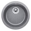 "Blanco Rondo 17.69"" x 17.69"" Round Drop-In Bar Sink"