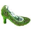 Paula Pump Garden Art (Set of 12) - Super Moss Garden Statues and Outdoor Accents
