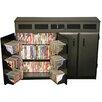 Venture Horizon VHZ Entertainment Top Load Multimedia Cabinet
