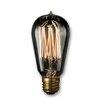 Bulbrite Industries Smoke Incandescent Light Bulb (Set of 2)