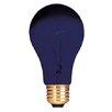 Bulbrite Industries 75W Black 120-Volt Incandescent Light Bulb (Set of 8)