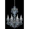 Schonbek La Scala 8 Light Crystal Chandelier
