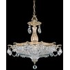 Schonbek Milano 4 Light Crystal Pendant