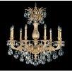 Schonbek Milano 9 Light Crystal Chandelier