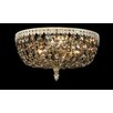 Schonbek Rialto 5 Light Flush Mount