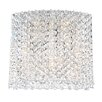 Schonbek Refrax 5 Light Wall Sconce