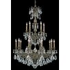 Schonbek Sophia 15 Light Foyer Chandelier