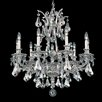 Schonbek Sophia 9 Light Crystal Chandelier