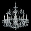 Schonbek Century 8 Light Crystal Chandelier