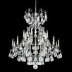 Schonbek Versailles 25 Light Crystal Chandelier