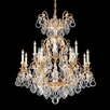 Schonbek Versailles 13 Light Crystal Chandelier