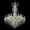 Schonbek New Orleans 45 Light Crystal Chandelier