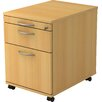Hammerbacher 3-Drawer Mobile Filing Cabinet