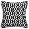 Jonathan Adler Bargello Waves Wool Throw Pillow