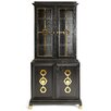 Mother Of Pearl Ladies Tall Curio Cabinet Wayfair