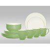 Noritake Colorwave 16 Piece Coupe Place Setting