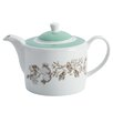 BonJour Fruitful Nectar Printed Porcelain Teapot