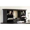 """Steve Silver Furniture Bella 20"""" H x 48"""" W Desk Hutch"""