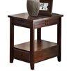 Steve Silver Furniture Crestline Chairside Table