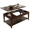 Steve Silver Furniture Crestline Coffee Table with Lift Top