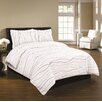 Tribeca Living 3 Piece Duvet Cover Set
