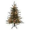"""Kurt Adler Pre-Lit 36"""" Green Artificial Christmas Tree"""