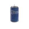 Kurt Adler Bud Light Beer Can Blow Mold Ornament