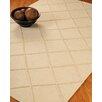 Natural Area Rugs Century City Cream Geometric Indoor Rug