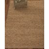 Natural Area Rugs Alexander Hand-Woven Brown Area Rug