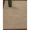 Natural Area Rugs Melbourne Hand-Woven Beige Area Rug