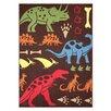 G.A. Gertmenian & Sons Dinosaur Area Rug