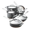 Anolon Nouvelle Hard-Anodized Nonstick 11 Piece Cookware Set