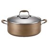 Anolon Advanced 7.5 Qt. Stock Pot with Lid