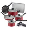 Farberware Nonstick 15 Piece Cookware Set