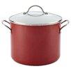 Farberware Ceramic Cookware 12-qt. Stock Pot with Lid