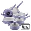 Farberware Ceramic Cookware 12 Piece Cookware Set