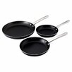 Farberware 3  Piece Nonstick Skillet Set