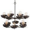 ARTERIORS Home Stewart 12 Light Chandelier