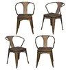 Buffalo Tools AmeriHome Arm Chair (Set of 4)