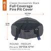Classic Accessories Classic Fire Pit Cover