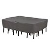 Classic Accessories Ravenna Rectangular Patio Set Cover