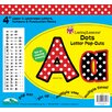 Barker Creek & Lasting Lessons Dots Pop-outs Letters & Numbers