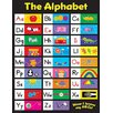 Creative Teaching Press The Alphabet Small Chart (Set of 3)
