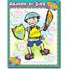 Frank Schaffer Publications/Carson Dellosa Publications Armor of God for Kids (Set of 3)