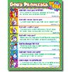 Frank Schaffer Publications/Carson Dellosa Publications Gods Promises for Kids Chart