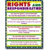 Frank Schaffer Publications/Carson Dellosa Publications Rights and Responsibilities Chart (Set of 3)