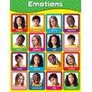 Frank Schaffer Publications/Carson Dellosa Publications Emotions Chart (Set of 3)