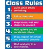 Frank Schaffer Publications/Carson Dellosa Publications Class Rules Chart