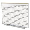 Ghent A2M Style Magnetic Whiteboard